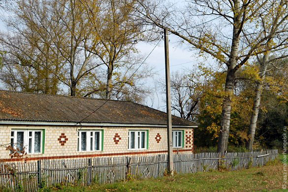 Гнилоплотская основная школа.