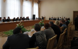 День работников сельского хозяйства в Малоархангельске, 2012 год.