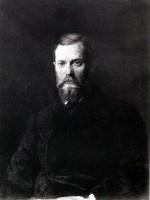 Н. Н. Ге. Портрет А. Д. Чиркина (1864), холст, масло.