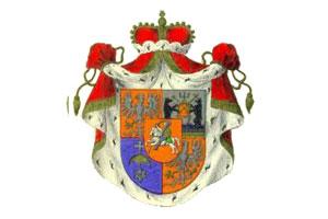 Герб князей Куракиных.
