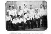 Часть команды броненосца незадолго до восстания.