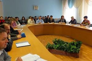 На шестнадцатом заседании Малоархангельского районного Совета народных депутатов.