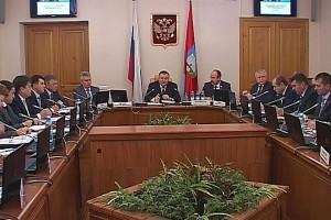 Губернатор Орловской области проехал по дорогам Малоархангельска.