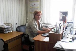 Начальник отдела сельского хозяйства администрации района Татьяна Чернышова.