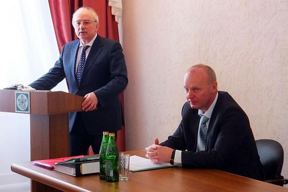22 февраля 2013 года в ООО «Дубовицкое» состоялось собрание трудового коллектива по итогам работы за 2012 год.