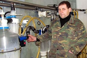 На Протасовской молочно-товарной ферме филиала № 8 «Александровский» ООО «Орловский лидер».