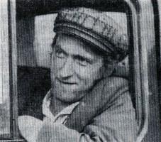 Иван Александрович Абакумов, шофер колхоза имени Калинина.