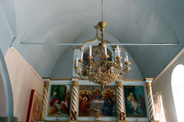 Свято-Покровская церковь в Архарово, 2013 год.