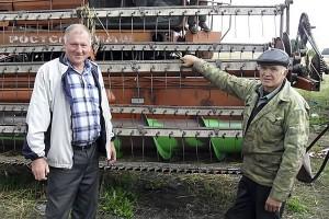 Александр Колыхалкин из Малоархангельского района более 20 лет трудится на родной земле.