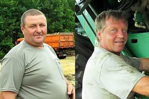 Николай Музалевский и Юрий Володкин.