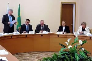 В Малоархангельске состоялось выездное заседание комитета по вопросам местного самоуправления, связям с общественными объединениями и СМИ.
