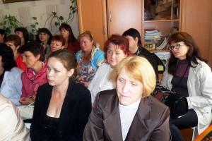 Методическое объединение дошкольных работников района.