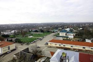 Центр Малоархангельска.