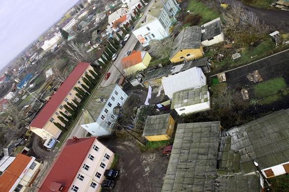 Малоархангельск — город контрастов.