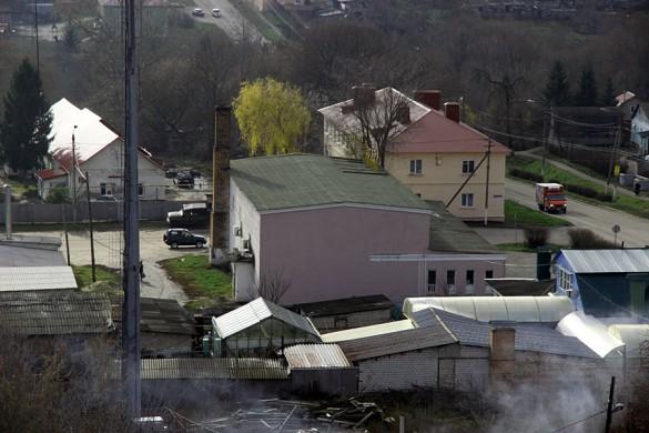 Здание кинотеатра Колос.