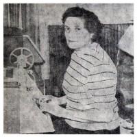 Зинаида Алексеевна Минакова.