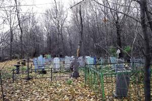 Кладбище в Архарово.