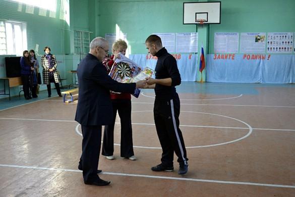 Победители и призеры всех этапов конкурса и в общем зачете награждены грамотами Департамента образования и молодежной политики Орловской области и ценными призами.