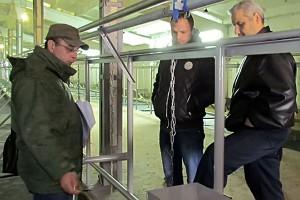 В филиале № 8 «Александровский» ООО «Орловский лидер».