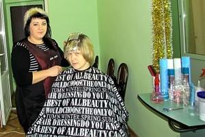 Оксана Николаевна Бухтиярова стать парикмахером мечтала с детства.