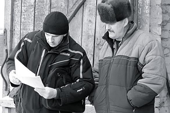 С. Дорофеев и В. Кирьянов.