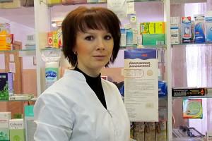 Заведует аптечным пунктом фармацевт Юлия Юрьевна Разоренова.