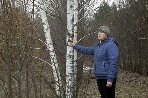 Главный лесной инспектор по Малоархангельскому району Ирина Сорокина.