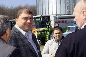 Вадим Потомский совершил рабочую поездку в Колпнянский и Малоархангельский районы Орловской области.