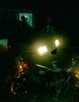 Столкновение автомобиля ВАЗ 21099 и мопеда «Альфа».