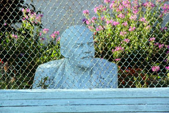 Ленин в Мишкове.