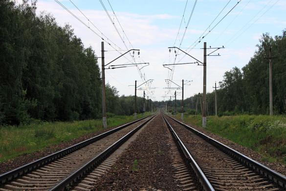 Перегон Глазуновка — Малоархангельск между о.п. 452 км и ст. Малоархангельск.