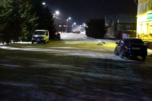 Ночной Малоархангельск.