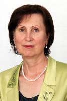 Начальник Управления ПФР в Малоархангельском районе Надежда Музалевская.