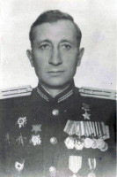 Герой Советского Союза Николай Волков.