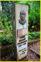 Памятник Волкову на Старом кладбище города Сочи.