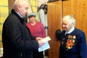 90-летний юбилей Сероплековой Елены Александровны.