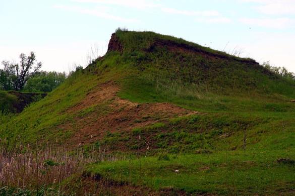 Пруд в Семёновке.