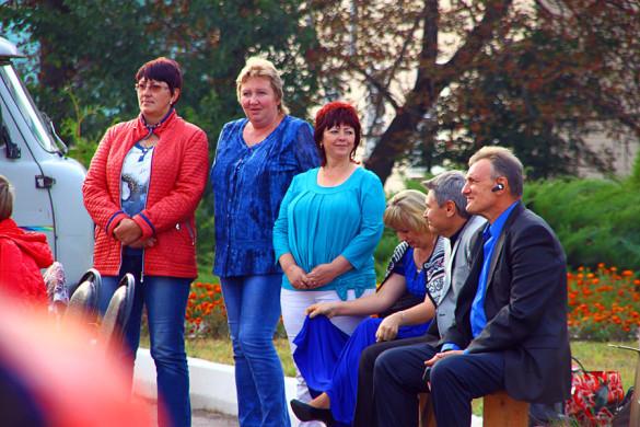 День города в Малоархангельске, 2015 год.