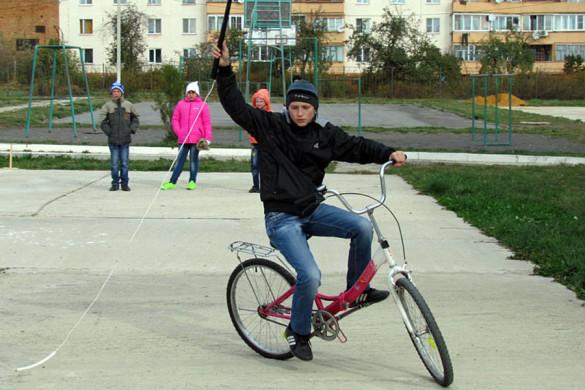 Конкурс «Безопасное колесо» — 2015.