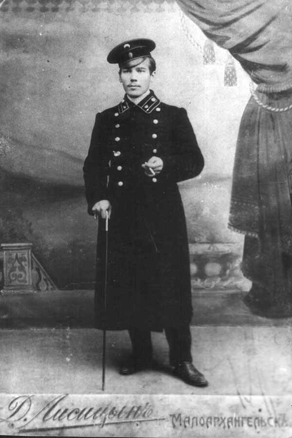 Исаев Николай Сергеевич (фото до 1914 г.).