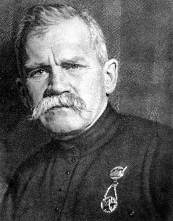 Художник Николай Струнников.