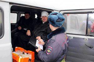 В Малоархангельском районе проходит учение по гражданской обороне.