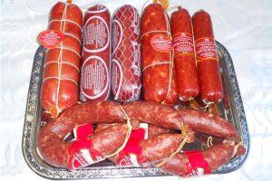 Малоархангельская колбаса.