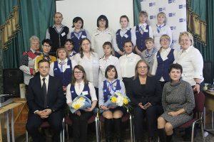 Участники конкурса профессионального мастерства, организованный УФПС Орловской области совместно с областным профсоюзом работников связи