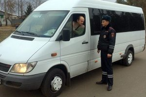 Автобус: перевозки общественным транспортом