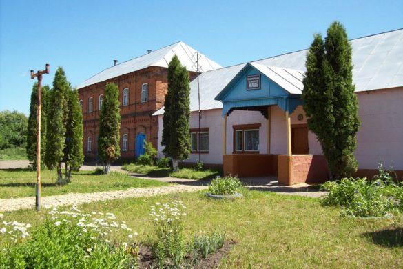 Дом купца Волкова и его лавка в Фёдоровке (современное фото).