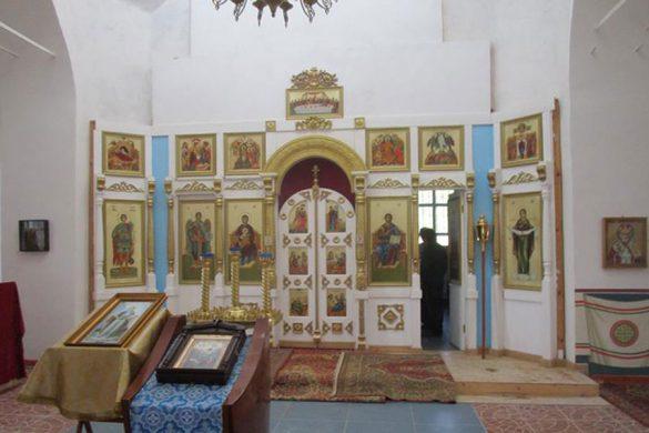 Покровская церковь села Лески