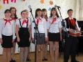 Совхозская средняя школа, «О весёлом барабанщике».