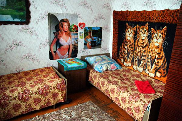 Фото 3-х местного номера гостиницы Малоархангельска