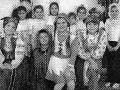 Участники праздника, посвященного Международному дню защиты детей в кинотеатре «Колос»